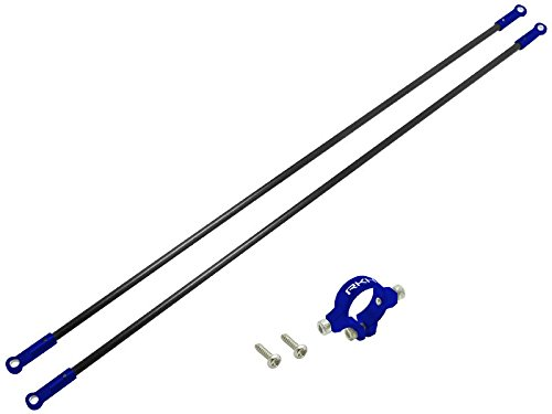 Rakon Blade 230S CNC AL Tail Boom Support Set (Blue) - 230S812-B