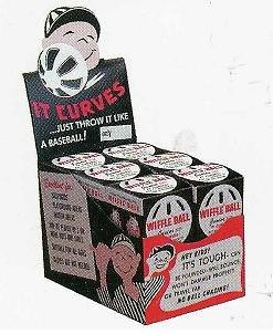 Junior Size Wiffle Balls 1 Dozen by Wiffle