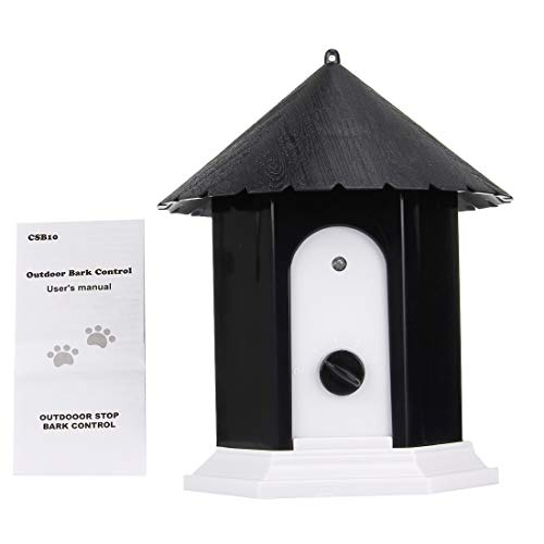 VAXT Lead Removed Pet Dog Outdoor Bark Control Training House by VAXT (Image #6)