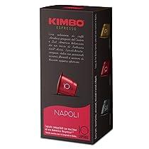 Kimbo Capsule Compatibili Nespresso e Uno