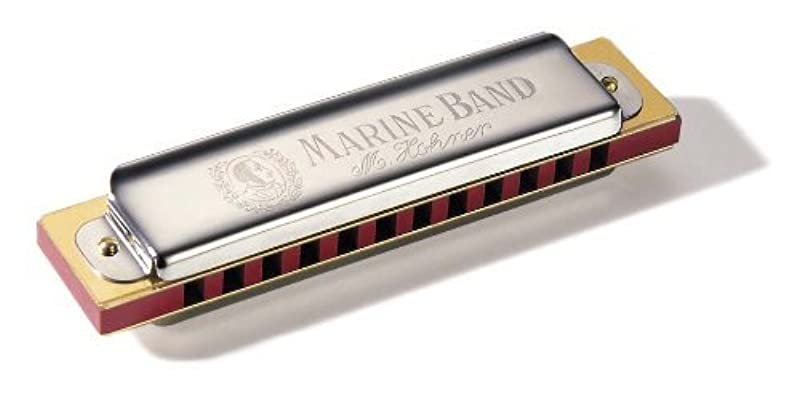 HOHNER Marine Band 364/24 Key : Low-C