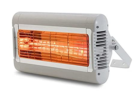 Sorrento ip tansun 1500 w bianco riscaldamento a infrarossi ir di