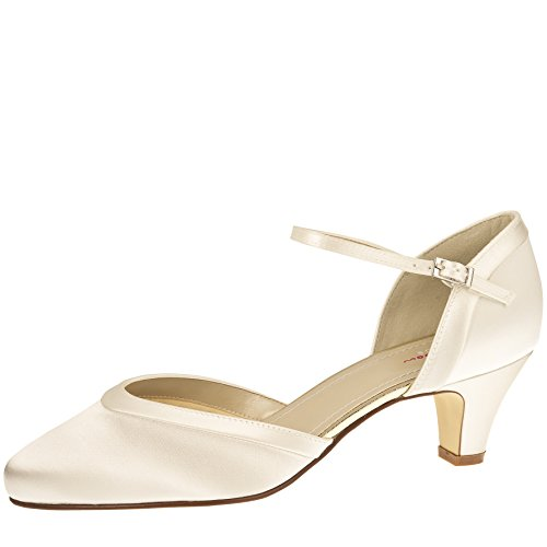 Shoes Elsa Coloured Bride cheville femme fxSq85w