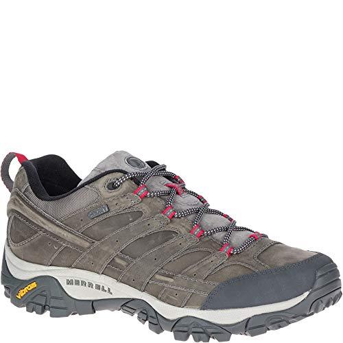 Merrell Moab 2 Prime Waterproof Hiking Shoes - Men's Charcoal 9.5