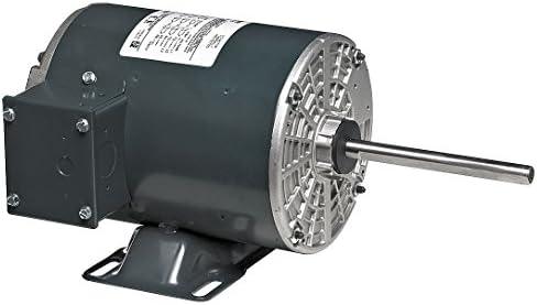 Motor de ventilador, 1-1/2 HP, 1140 rpm, 60/50 Hz: Amazon.es ...