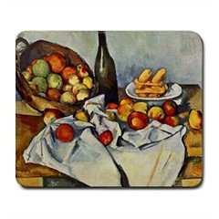 Price comparison product image Paul Cezanne The Basket of Apples Painting Mouse Pad