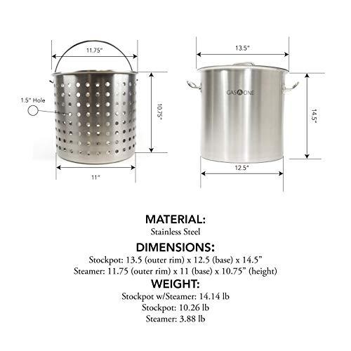 Buy stainless steel turkey fryer