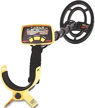GARRETT ACE 150 - Detector de metales, color negro, amarillo ...