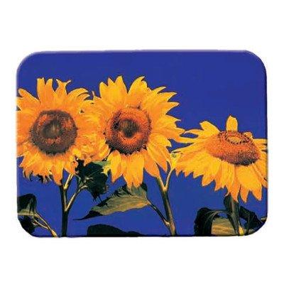 (Tuftop Fleur Du Soliel Cutting Board Size: Medium (12