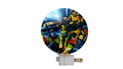 Nickelodeon Kids' Night Light, Teenage Mutant Ninja Turtles