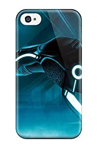 New Premium CaseyKBrown Tron Legacy 2010 Multi Monitor Skin Case Cover Excellent Fitted For Iphone 4/4s
