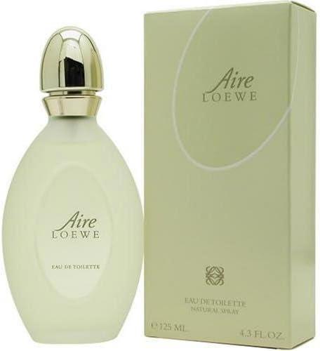 Loewe Aire, Agua de colonia para mujeres - 125 ml.: Amazon.es: Belleza