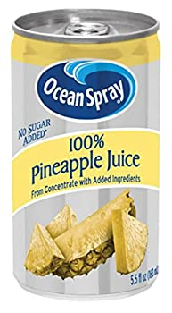 Ocean Spray Pineapple Juice Mini Can