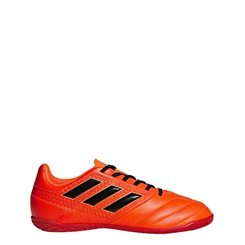 Adidas Ace 17.4 Scarpa Indoor Per Bambini Calcio Solare Arancio-nero-solare Rosso