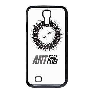 Samsung Galaxy S4 I9500 Phone Case Black ANT FIGHT CLUB TYTH3826412