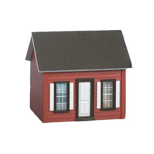 Real Good Toys Dollhouse Miniature 1/24 Scale Lightkeeper's House (Real Good Toys)