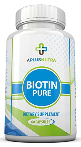 Biotin Pure - Supports Hair Growth, Clear Skin, Stronger ...