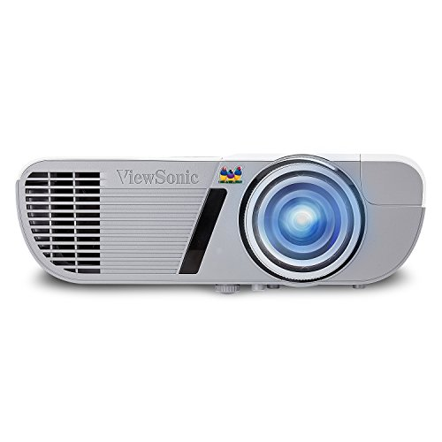 ViewSonic PJD6552LWS 3500 Lumens WXGA HDMI Short Throw Ne...