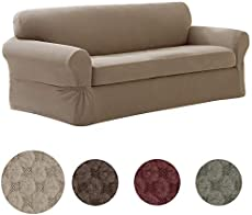 10 Best Sofa Covers In 2019 Top Rated Couch Chair Slipcovers