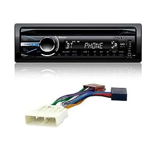 Sony Mex-BT3800U - Radio CD con Bluetooth para Honda (importado)