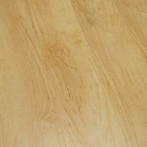 Mannington Nature's Paths LockSolid Northern Maple Natural 12119S Luxury Vinyl Flooring Sample ()