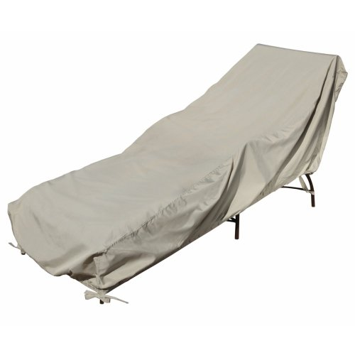 Treasure Garden Chaise Lounge with Elastic (Small) - Protective Furniture Covers by Treasure Garden
