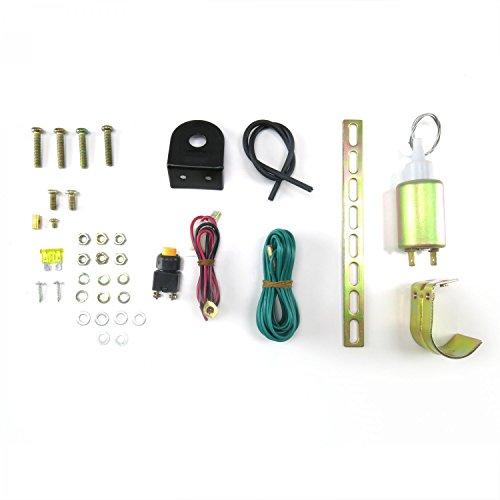 AutoLoc Power Accessories 9702 Power Trunk/Hatch Kit, (15 (Power Trunk)