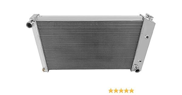 Champion Cooling  4 Row All Aluminum Radiator MC477