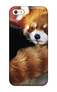 Fashion Protective Animal Resting On Tree Case Cover For Iphone 5/5s