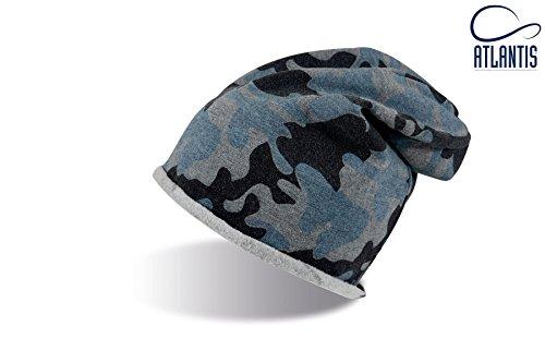 Bonnet 100 coton Doozy Atlantis Oversize Camo grwgRq
