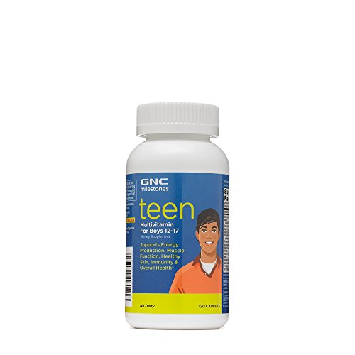 GNC milestones Teen Multivitamin For Boys 12-17