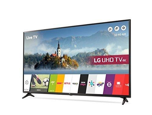 LG 65UJ630V 65 inch 4K Ultra HD HDR Smart LED TV (2017 Model)