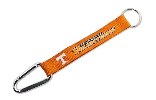 NCAA Tennessee Volunteers Carabiner Lanyard Keyring