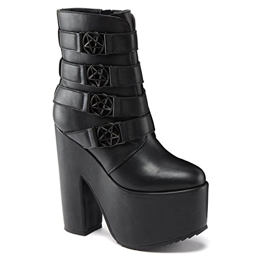 Killstar Plateaustiefel - Nancy Platform