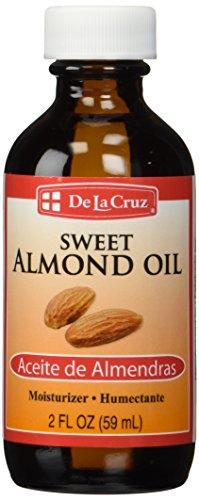 De La Cruz Sweet Almond Oil