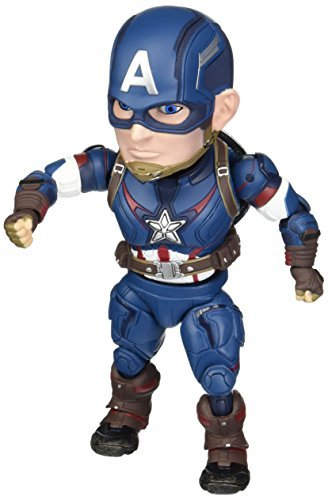Beast Kingdom Egg Attack Action  EAA-011 Captain America Avengers  Age of Ultron Action Figure by Beast Kingdom