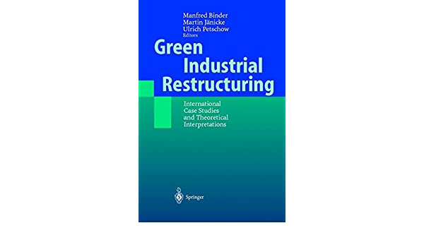 Research on Industrial Restructuring — Based on Low-Carbon Economy Perspective