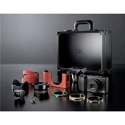 Amazon com : Ricoh GR II Digital Camera - Premium Kit : Camera & Photo