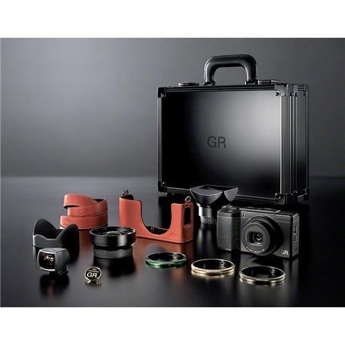 Ricoh GR II Digital Camera - Premium Kit (International Model)