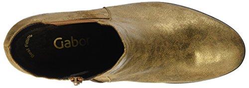 Gabor Dameslaarzen Basic Bruin (koper 64)