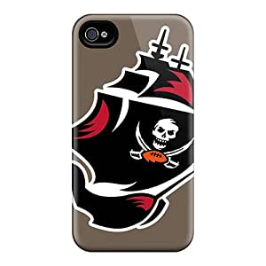 New Mdx8558AUrZ Tampa Bay Buccaneers Tpu Cover Case For Iphone 4/4s