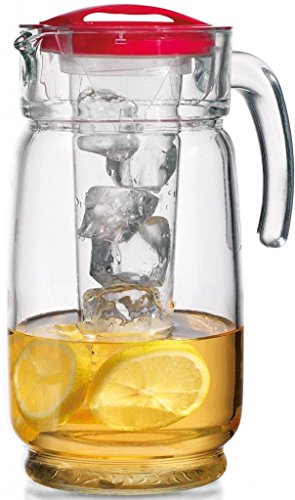 Clear Chiller Pitcher Handle 64 oz