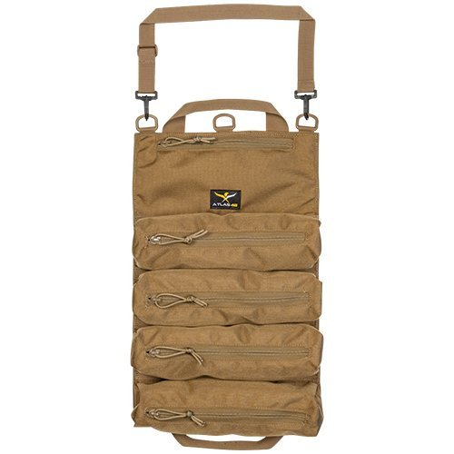 Atlas 46 Tool Roll Pouch - Standard, Coyote