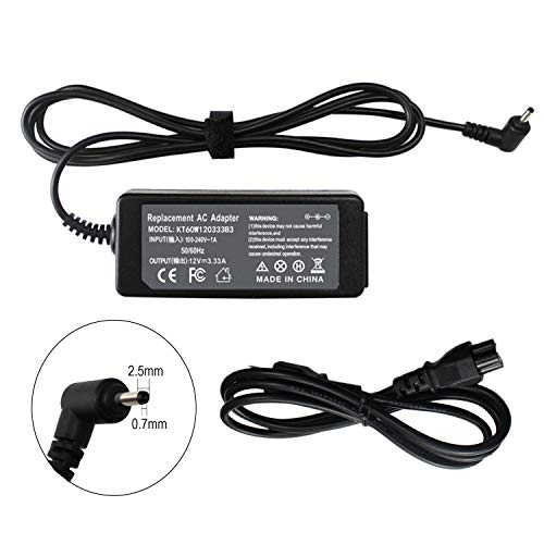 FLYTEN 26W 40W AC Adapter Charger for Samsung Chromebook 3 XE500C13 XE500C13-K01US XE500C13-K02US XE500C13-K03US XE500C13-K04US XE500C13-K05US XE500C13-S01US,fit P/N A12-040N1A AD-2612AUS BA44-00322A ()