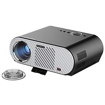 Proyector de Android, proyector de películas portátil de 3500 Lux ...