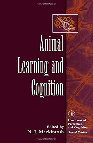 Animal Learning and Cognition (Handbook  of Perception and Cognition)