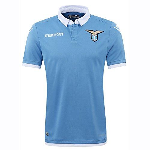 2016-2017 Lazio Authentic Home Match Shirt - Lazio Home Shirt