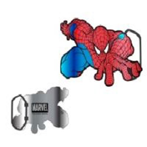 Spider-Man: Spiderman Wall Crawl Belt Buckle