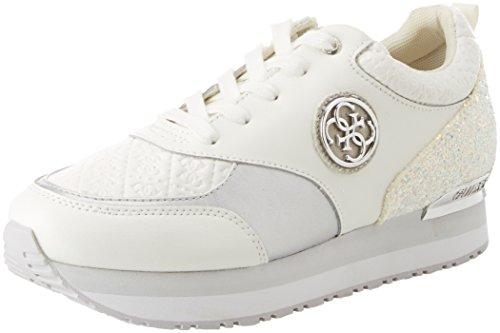 Deviner Damen Robe De Chaussures Baskets Actif Bianco (blanc)