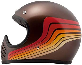 casco vintage mx